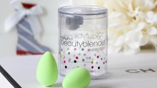 Beauty Blender Micro Mini Makeup Sponge Review