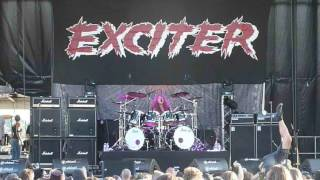 EXCITER Rain of Terror [Live 2016 Fall of Summer]