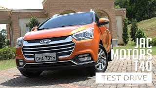 JAC Motors T40 -  Test Drive
