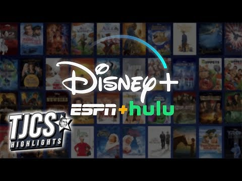 Disney+, ESPN+ And Hulu Bundle For $12.99 a Month