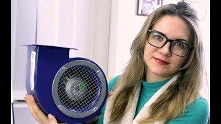 Радиальный вентилятор Bahcivan BDRS 140-60 от компании ПКФ «Электромотор» - видео