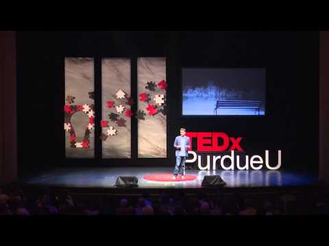 My life as a startup mixologist | Frank Gruber | TEDxPurdueU