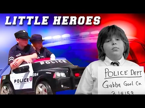 cops videos for kids