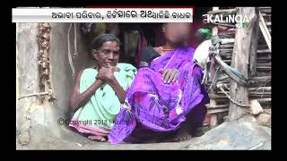 Bargarh: Abnormal growth of flesh on face leaves woman helpless