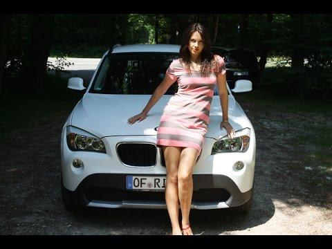 Покупка машины. BMW X1. Водительское удостоверение в Германии