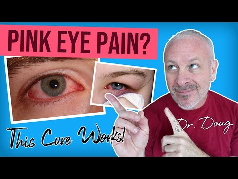 Video Pink Eye Cure!