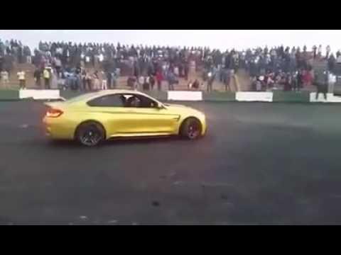 MAGESH SPINNING BMW M4