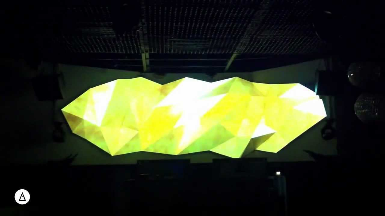 3D Projection Mapping at NOXX² Antwerp with ArKaos Stage server