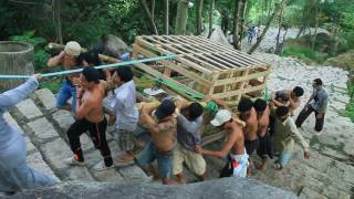 Thỉnh Tượng Phật lên Núi Thị Vải - Linh Sơn Bửu Thiền - BRVT
