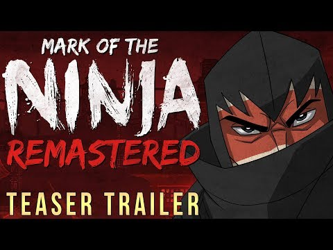 Mark of the Ninja: Remastered [2018 Teaser Trailer] thumbnail