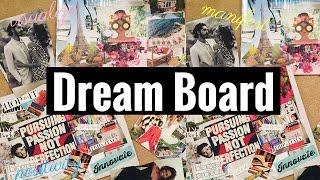 How to Make a Dream Board