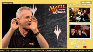 World Magic Cup 2014: Worlds Week Memories with Mark Rosewater Part 2