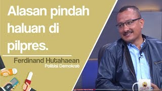 Dulu Mati-matian Dukung Jokowi, Ferdinand Hutahaean Ungkap Alasannya Kini Pindah Haluan di Pilpres