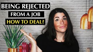 🔥 How to Deal with Rejection from a Job (And why you're not being chosen)