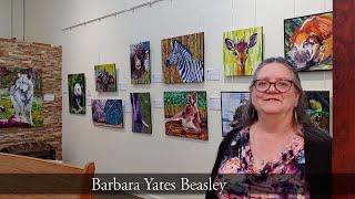 Walk on the Wild Side RMQM Exhibit with Barbara Yates Beasley