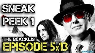 "5x13 Sneak Peek 1 ""The Invisible Hand"""