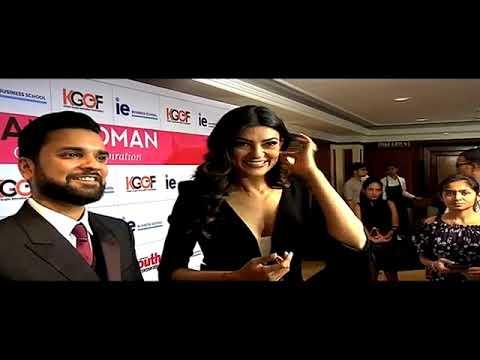 UNCUT - I Am Woman Awards 2018 | Sushmita Sen || albega world