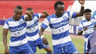 AFC Leopards to face Shabana FC in Shield Cup in June