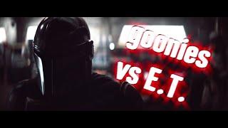 The Mandalorian || goonies vs E.T.