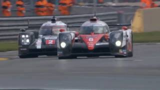 24 Hours of Le Mans 2016 Full Highlights [MUTED]