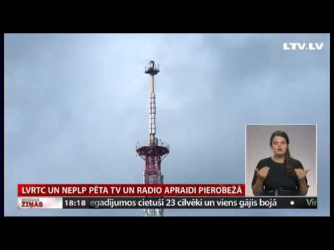 LVRTC un NEPLP pēta TV un radio apraidi pierobežā