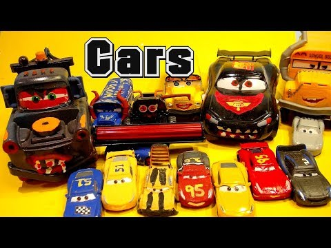 Pixar Cars Halloween Time To Chose The Next Custom Scary Vampire From A Car From Cars 1  2 Or Cars 2