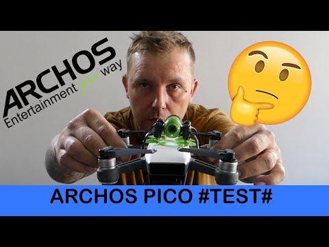 Archos Pico Drohne nur ein Spielzeug #TEST#