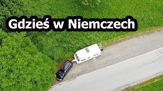 Gdzieś w Środku Niemiec + Mała Awaria Bagażnika na Rowery (Vlog #132)