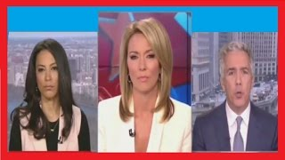 Angela Rye called Joe Walsh a bigot after he tweeted  Obama was a lower standard because of his race