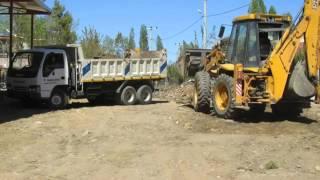 izmir ödemiş bicakci köyü ovacik  yaylasi yol calişmalari