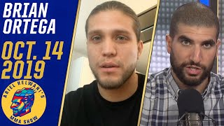 Brian Ortega made changes after Max Holloway loss at UFC 231   Ariel Helwani's MMA Show