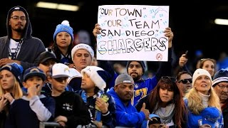 Goodell: Chargers move