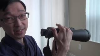 Review of the Celestron Skymaster 20-100x70 Binoculars