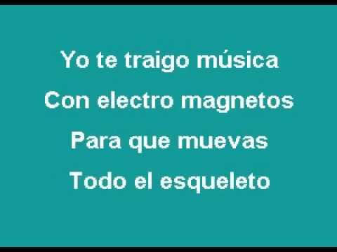 Electro movimiento Calle 13