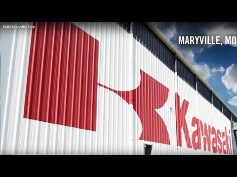 See what it takes to manufacture a Kawasaki Engine
