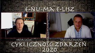 Artur Lalak, Grzegorz Skwarek E-nu-ma E-lisz -cykliczność zdarzeń 2020