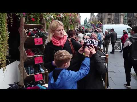 Edinburgh City Tour 2017 Mp3