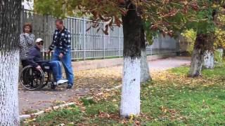 Соц.эксперимент №1 Отношение к инвалидам / Аttitude to disabled people