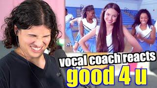 Vocal Coach Reacts to Olivia Rodrigo - good 4 u