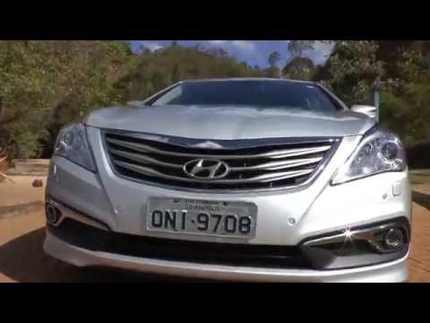 Vrum testa o Hyundai Azera