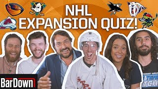 NHL legend Teemu Selanne becomes the very first guest contestant in a BarDown Tag-Team Quiz! It may not count towards the leaderboard, but the stakes feel just as high as ever!