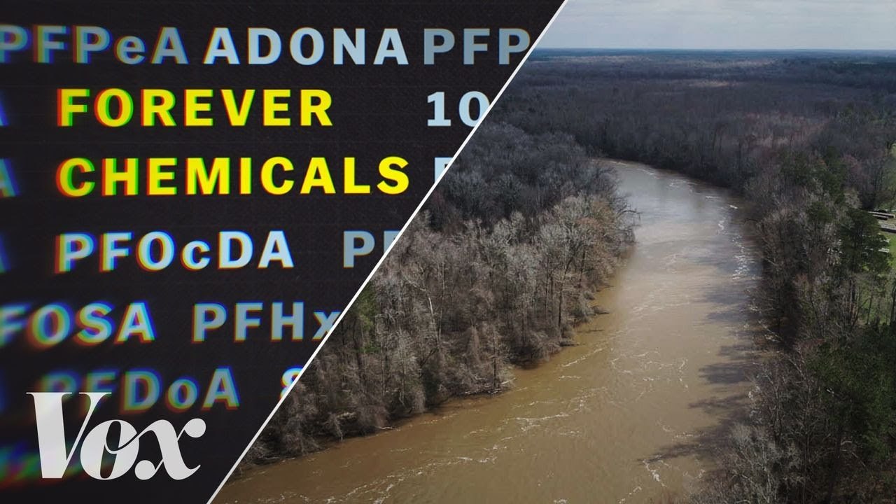 """How """"forever chemicals"""" polluted America's water thumbnail"""