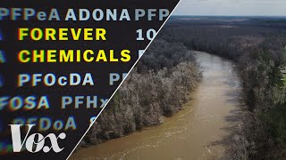 "How ""forever chemicals"" polluted America's water thumbnail"