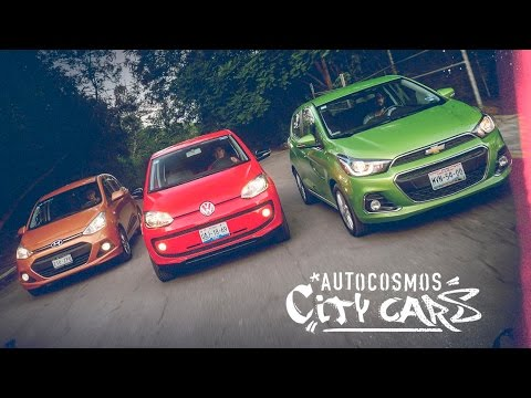 Comparativa City Cars
