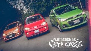 Spark VS Up VS Grand i10 - Comparativa City Cars | Autocosmos