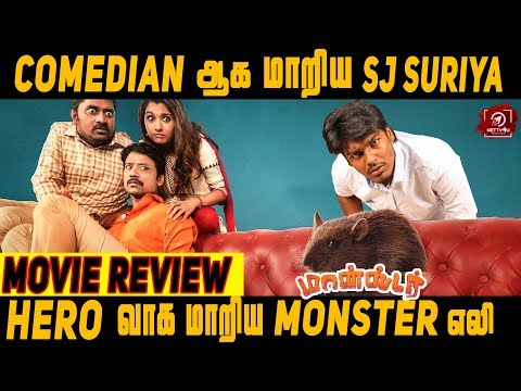 Monster Movie Review ..