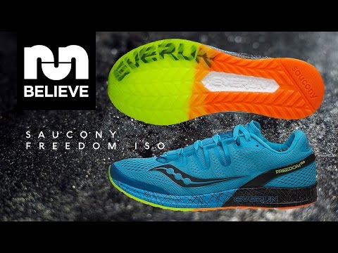 Saucony Freedom ISO Performance Review