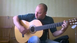 Как звучит гитара ADMIRA paloma