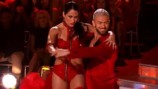 WWE Nikki Bella Dancing with the Stars