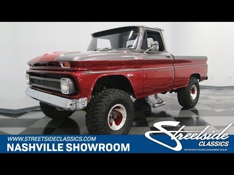Video of '65 K-10 - LMHF